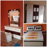 غرفة نوم وطني جديدة