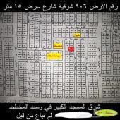 ارض للبيع مساحة 750 م شرقية مخطط بن جلوي بجدة