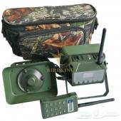 جهاز صيد طيور سماعتين 60 وات ب700