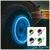 اجعل سيارتك تتلألأ بالليل مع الإضاءة الرائع ل