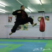 تعليم رياضة الكونغ فو وقتال شوارع