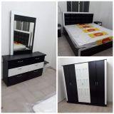 غرفة نوم وطني جديدة مع التوصيل والتركيب