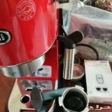 ماكينة قهوة جديدة