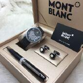 اطقم ساعات رجالية مونت بلانك درجة اولى