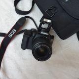 كاميرا كانون 4000d EOS