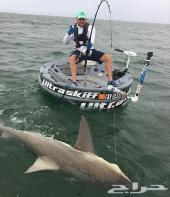 ultraskiff قارب