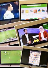 جهاز (TV BOX) الترفيهي (شاهد قنواة Bein الرياضية بالمجان) وغيرها الكثير