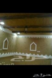 ديكورات مغربية دهان أسقف مستعارة قواطع جدران