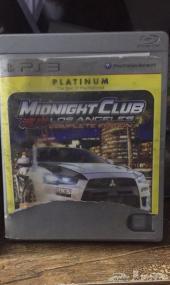 شريط سباق الليل(midnight club) سوني3 للبيع