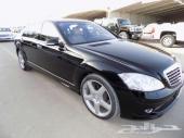 مرسيدس 2009 S500 فل كامل
