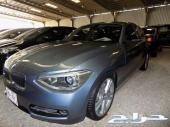 BMW 118 2013 مخزن