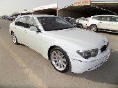 BMW745 Li فل كامل  موديل 2004