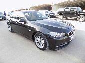 BMW520iموديل 2015 ممشى قليل