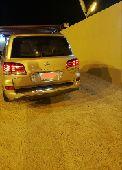 الرياض - جيب لكزس 570 سعودي