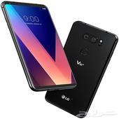 للبيع LG V30 Plus لون أسود بشريحتين