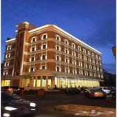 فندق للبيع او للايجار