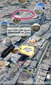 للبيع موقع سكني مدينة الباحة الحاوية