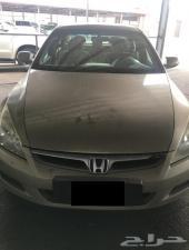 سيارة هوندا أكورد 2007
