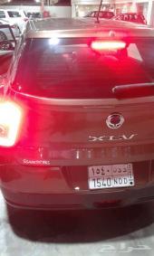 سيارة سانج يونج XLV