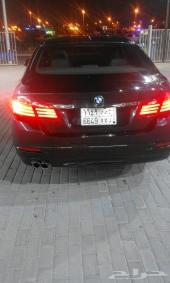 BMW 520 موديل 2014 م