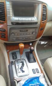سياره جيب لاند كروزر موديل2006