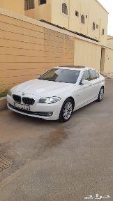 بي ام دبليو BMW520 2012 منوة المستخدم