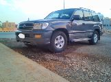 للبيع 2005لاندكروزر GXR V6