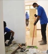 شركة تنظيف خزانات المياة مع التعقيم والعزل