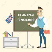 معلم لغة انجليزية English Teacher