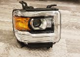اصطبات جمس سييرا GMC Sierra headlight