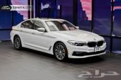 BMW 530i 2017 - استخدام 5 اشهر فقط