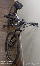 للبيع دراجه هوائيه رياضيه ترنكس TRINX