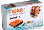 احدث الاصدارات رسيفر تايجر I400 PRO 4K