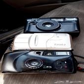 كاميرات قديمه الي يبيها ب50ريال