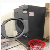 معدات مغاسل ملابس للبيع نظيفه