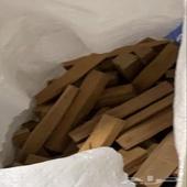 خشب صندل خمسة كيلو ب 200 ريال مقفل من الشركة