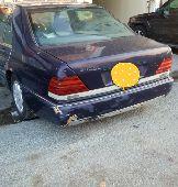 مارسيدس 300 موديل 1992 للبيع تشليح