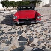 سياره تراثيه استون هيلي موديل 1960