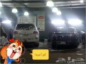 مغسلة سيارات للتقبيل لعدم التفرغ في جدة
