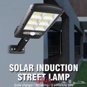 كشاف الطاقة الشمسية 60 لمبة بإضاءة مستمرة