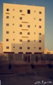 عمارة تحت الإنشاء حي الريان ( السلطان )