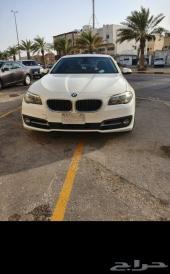 BMW 2014 الفئة الخامسه 520