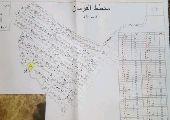 ارض في مخطط الفرسان شرق خميس مشيط