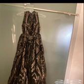 البيع للحاجه فستان فخم