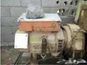 مكينة كهرب الدوتس مولد كهرباء يانمار