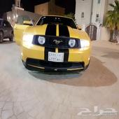 موستنج GT اصفر فل كامل 2011 جيزان