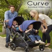 عربة اطفال للتوائم من شركة كونتورز الأمريكية Contours