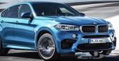 للبيع قطع BMW -X6 M -2016