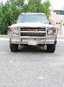 السياره للبيع.. لاندكروزر 1985