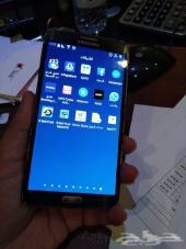 سامسونج نوت 3 غير مفكوك ب خدوش بالإطار 32GB